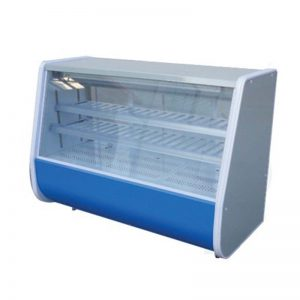 Mesón Vitrina Refrigerado VMR-1500