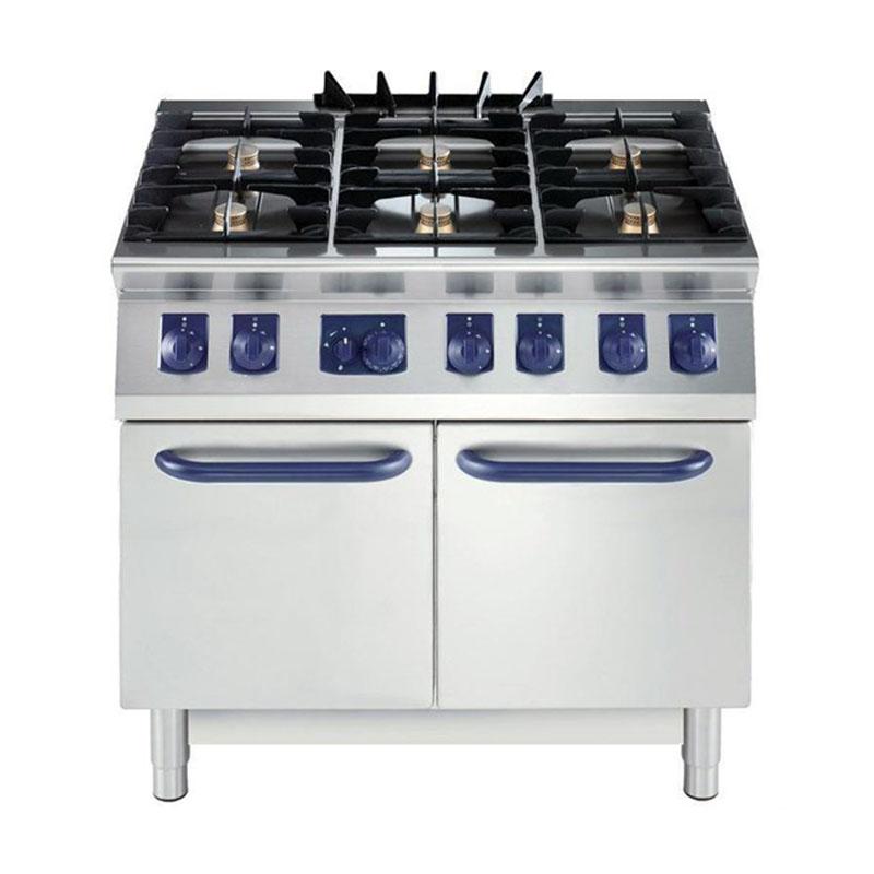 22 bonito cocinas de gas galer a de im genes cocinas a - Cocina con horno ...