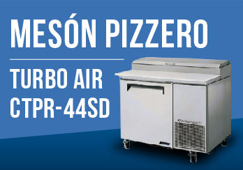 Mesón Pizzero – Turbo Air CTPR-44SD